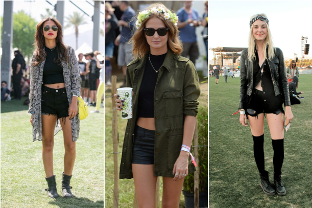 Here are some inspiring ensembles of the festival fashion that I hope will  be good references to get you going!