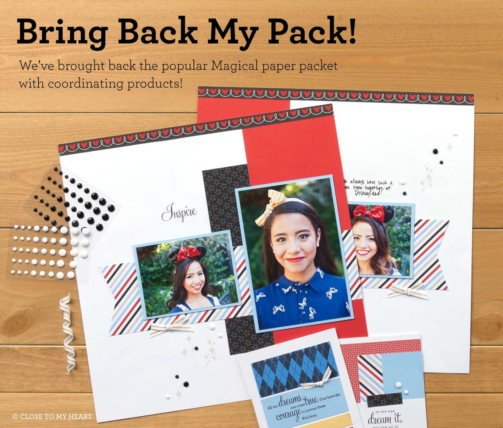 Sept Special #3 Bring Back My Pack