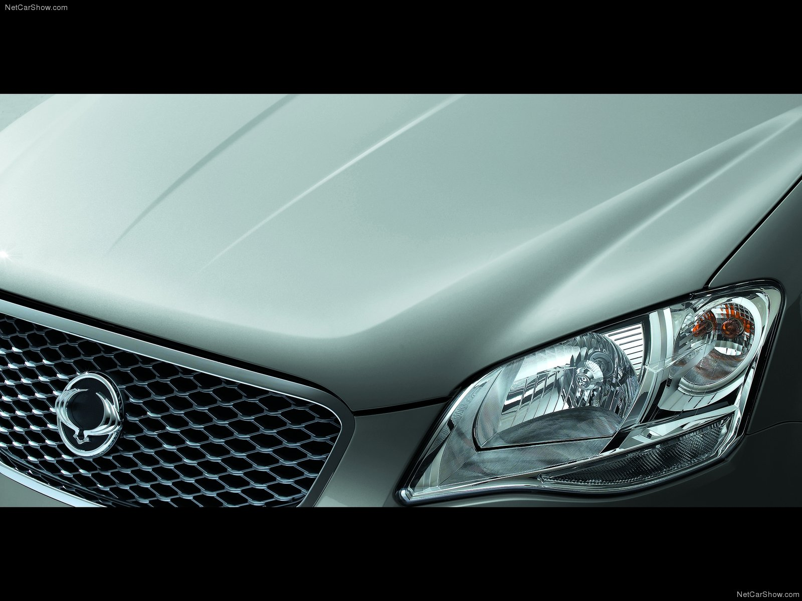 Hình ảnh xe ô tô SsangYong Korando 2011 & nội ngoại thất