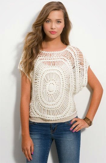 CROCHET,  clothing we have been waiting for,It is not only clothing, it is also an art
