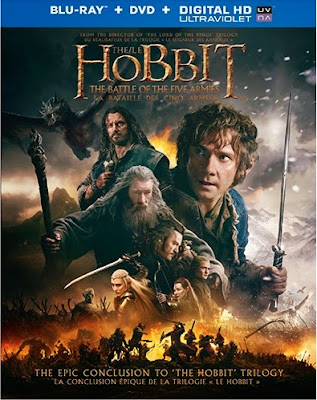 The Hobbit The Battle of the Five Armies 2014 Dual Audio 800mb