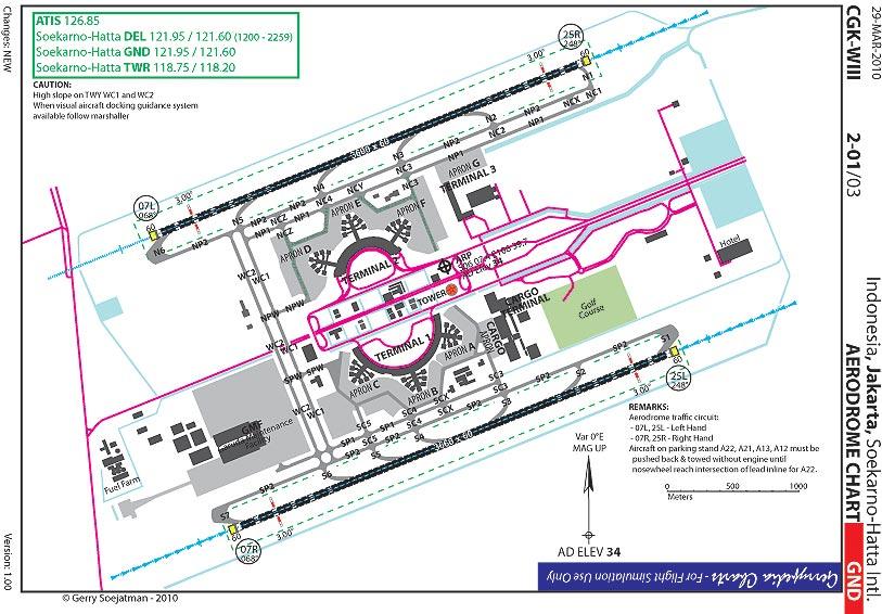 GerryAirlines: A380 debut di Jakarta karena medical diversion!