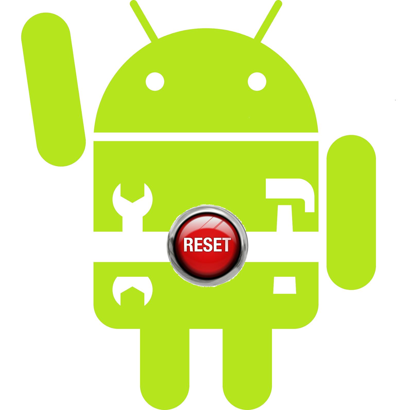 Cara Reset Ulang Smartphone Android