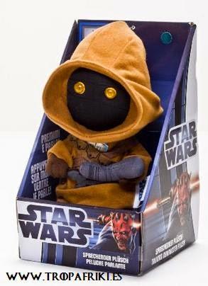 Peluche Jawa Star Wars 22,84€