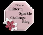 Glitternsparkle challenge blog
