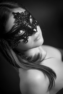 Beautiful masks at simply masquerade
