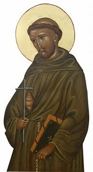 Preghiera francescana