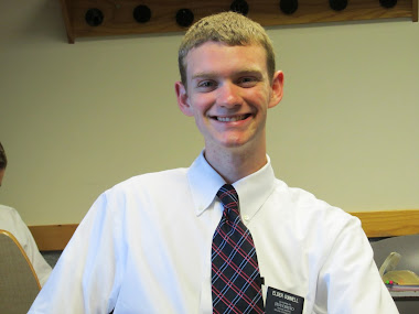 Elder Tim Gunnell