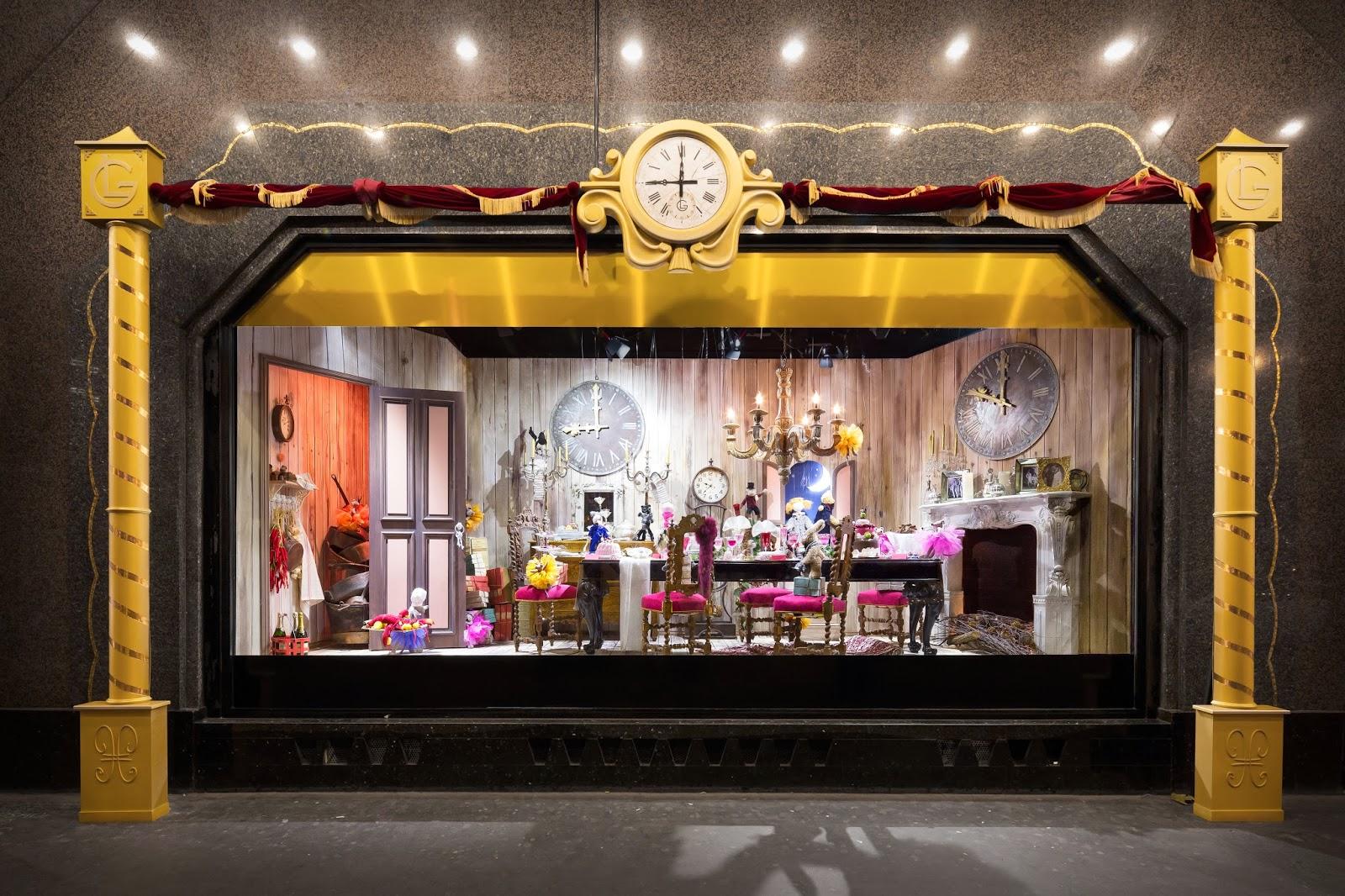 bonjour le jour les vitrines des galeries lafayette pour no 235 l 2013