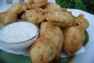 Southern Fried Pickles