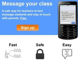 text your students, text parents, communicate with students after hours safely, remind 101