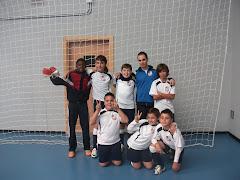 Equipo de Primaria (Alevin) Fútbol SALA