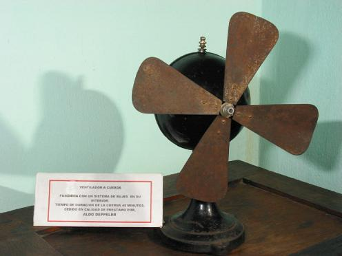 El ventilador evoluci n del ventilador - Ventiladores de techo antiguos ...