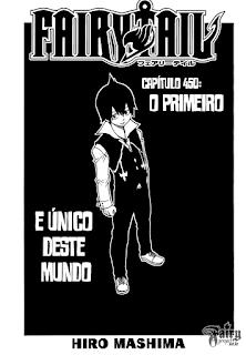 Fairy Tail 450 Mangá Português leitura online