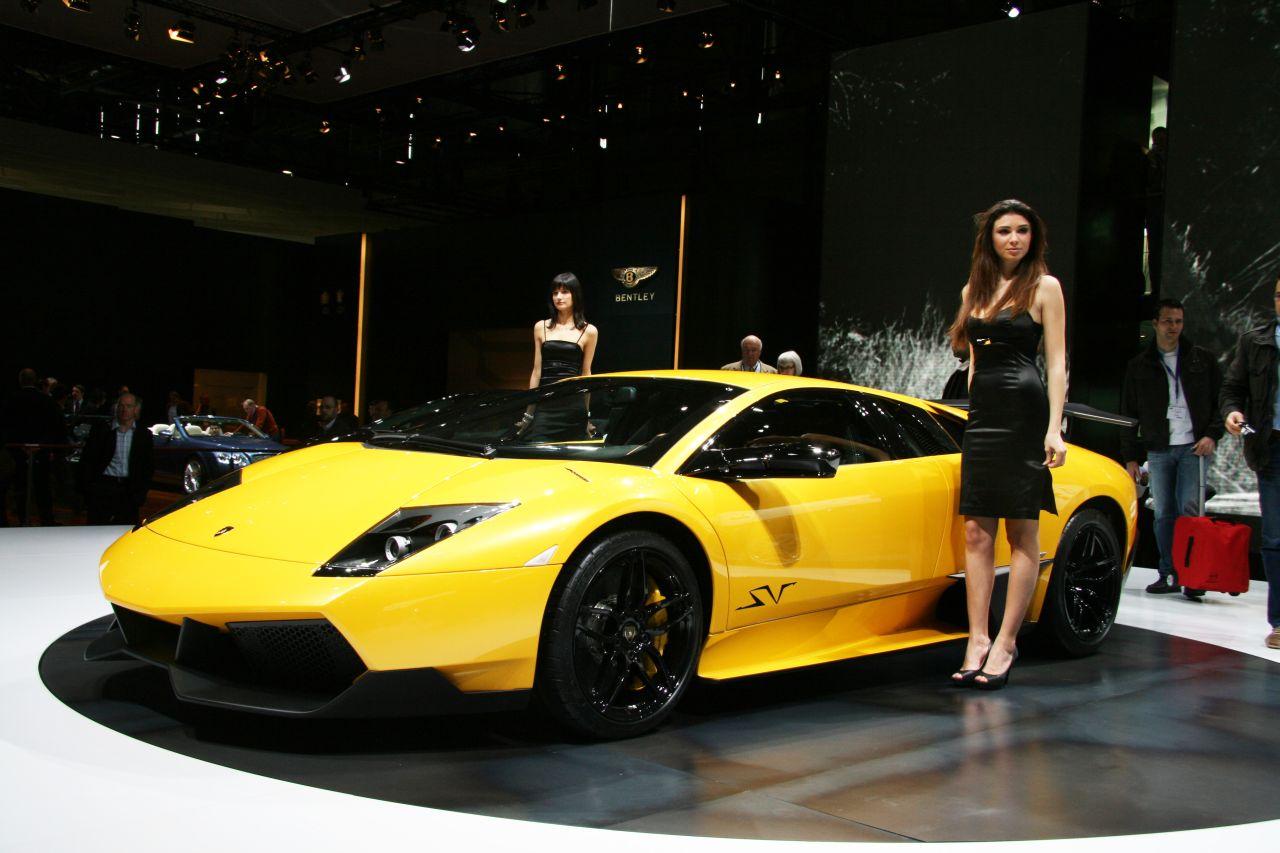 Autos De Lujo Modernos