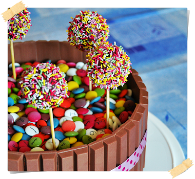 Carrefour Cake Pops Factory