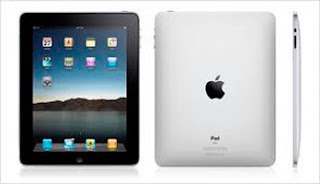 iPad white edition