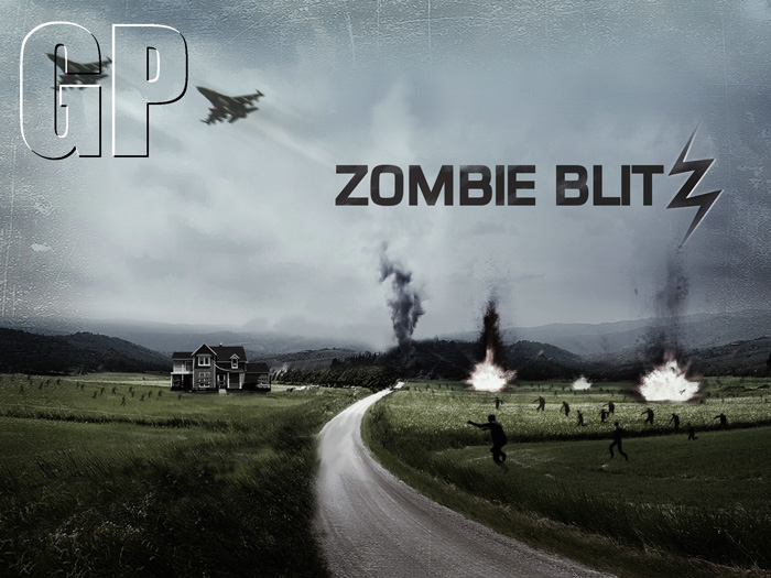 Artwork de Zombie Blitz