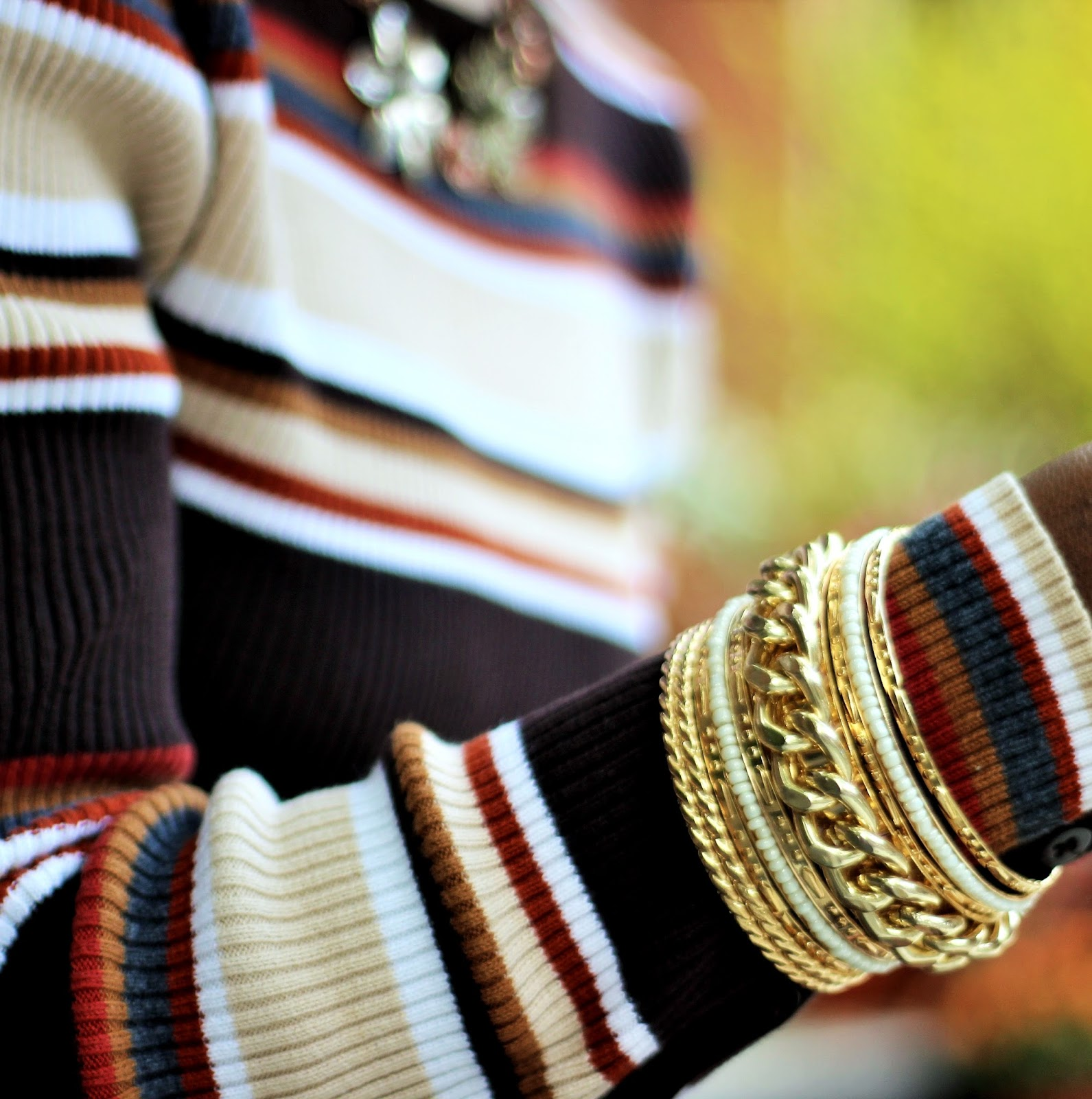Stacked Braclets By Symone Kelly Jewellery & Accessories