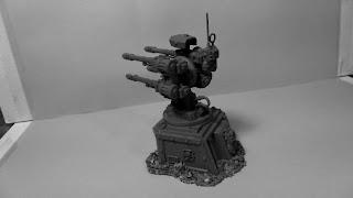 Aegis Defence Line Quad gun