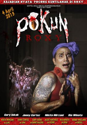 Pokun Roxy 2013 Bioskop