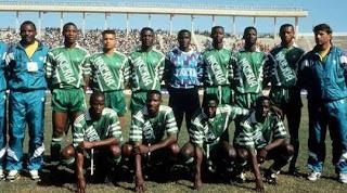 Baruwa. Green Eagles, Tunde Disu, Rasheed Yekino, Stephen Keshi, Super Eagles, Ike Soronmu,