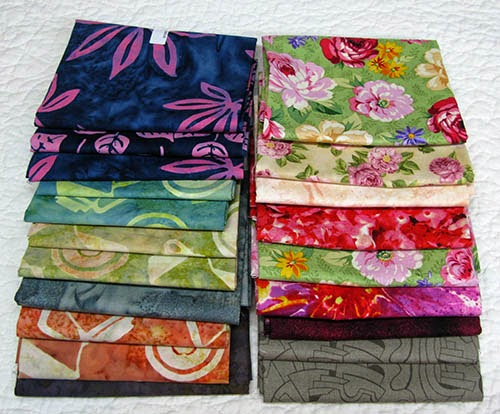 Fat quarters on sale