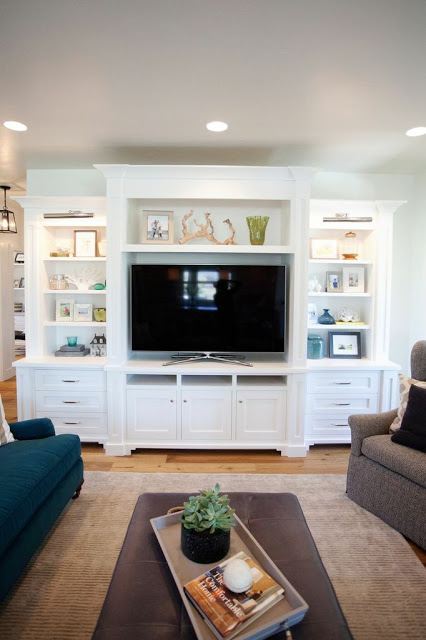 we will either do a smaller version of something like these built ins