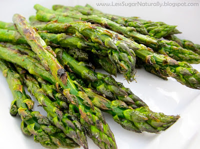 how cook asparagus