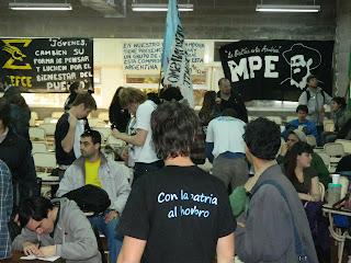 """Encuentro del Espacio por la FUA de los Estudiantes. Regional """"Interior de la Provincia de Buenos Aires"""""""