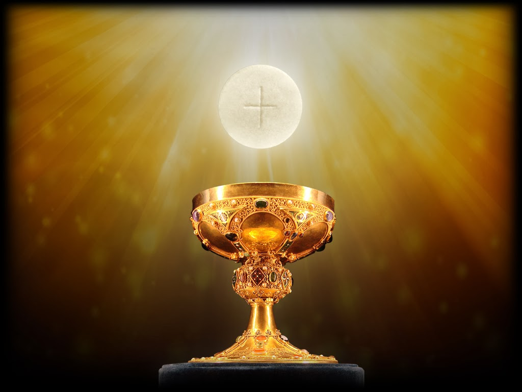 the roman catholic eucharist as a The lectionary for mass - complete, comparative tables of all the readings prescribed for masses in the roman catholic church the eucharistic prayers - the texts of all the approved eucharistic prayers, arranged in tables for comparative analysis.