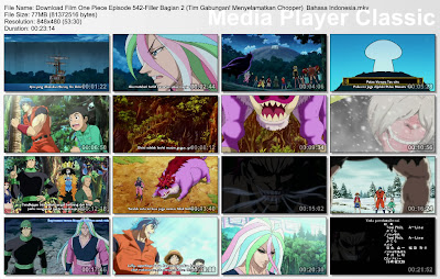 Download Film One Piece Episode 542-Filler Bagian 2 (Tim Gabungan