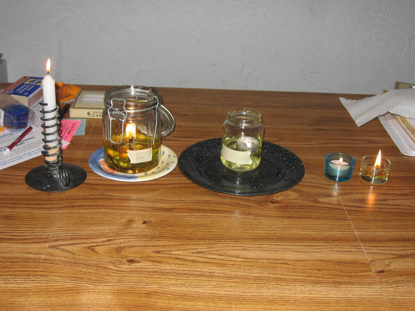 simply gail the creative cheapskate homemade olive oil lamps homemade olive oil lamps safe cheap and quick to make