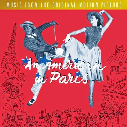 An American in Paris movie soundtrack
