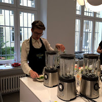 Foodpairing mit Alpro beim Food Blog Day 2015 in Berlin