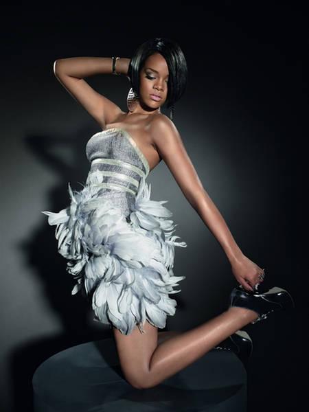 Rihanna Photoshoot 'YOU' magazine