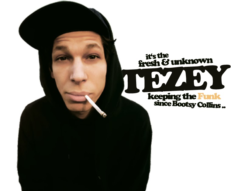 Tezey Keeping The Funk