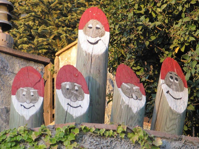 El blog de ma cincos simpaticos enanitos en el jardin for Un jardin con enanitos letra