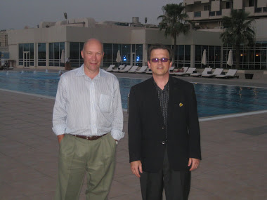 robert margetts in Doha, Qatar