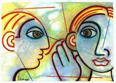relacionamentos, comunicação, oratória, escutatória, arte de falar, arte de ouvir.