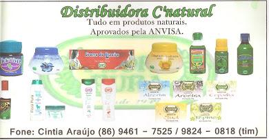 Distribuidora C'natural - Tudo em Produtos Naturais