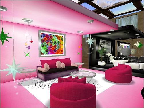 Romantic Style Living Room Design Ideas | Home Interiors