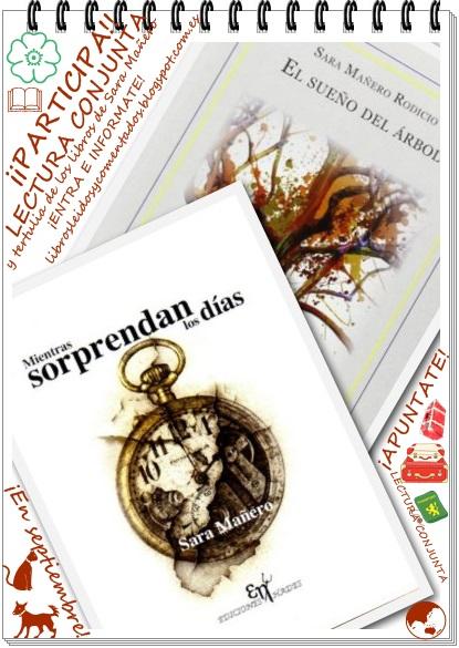Lectura conjunta organizada por Libros leidos y comentados