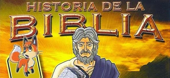 Anime Bíblico História da Bíblia (vídeo 11 a 20)