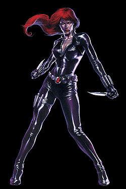 Black Female Superhero