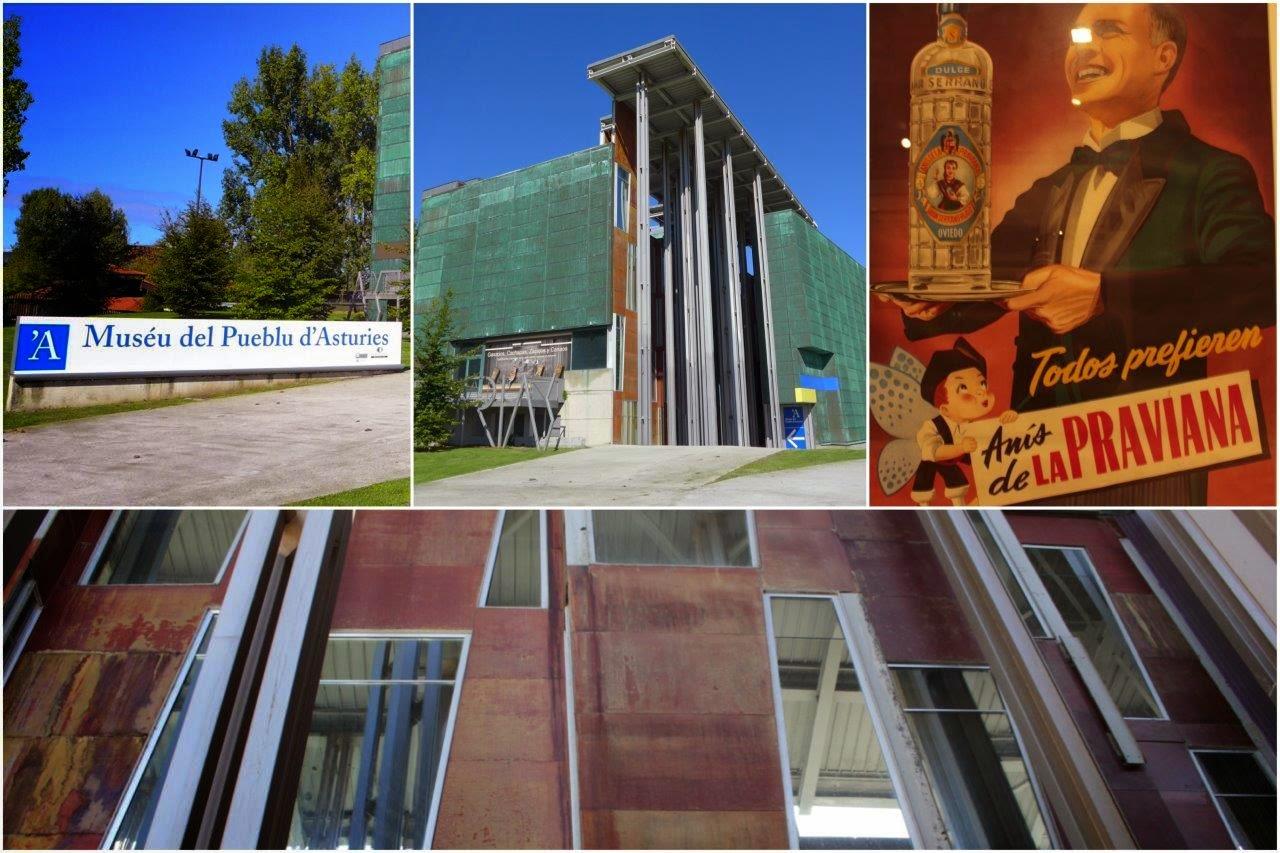 Museo del Pueblo de Asturias en Gijon