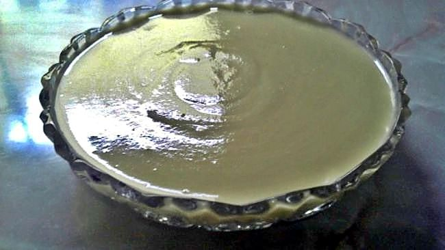 Crema de manzanas kanzi