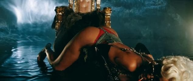 Rihanna's Strip Club 'Pour It Up' Video