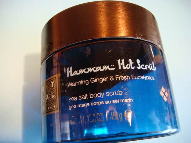 Hammam Hot Scrub