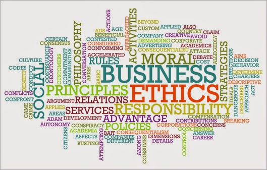why ethical responsibilities go beyond legal
